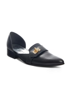 Givenchy Eden 2G Lock d'Orsay Loafer (Women)