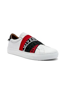 Givenchy Elastic Webbing Sneakers