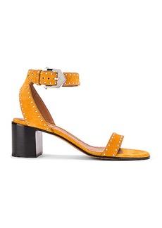 Givenchy Elegant Stud Sandals