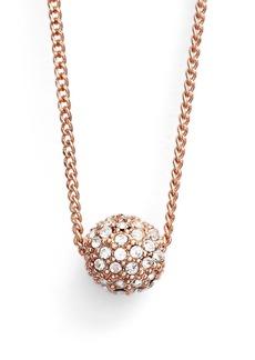 Givenchy 'Fireball' Bead Pendant Necklace