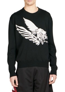 Givenchy Flying Lion Sweater