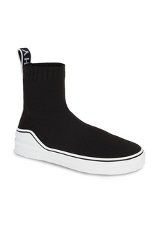 Givenchy George V Hi Sock Sneaker (Women)