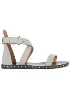 Givenchy gladiator sandals - Grey