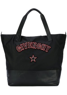 Givenchy gothic patch shoulder bag