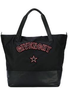 Givenchy gothic patch shoulder bag