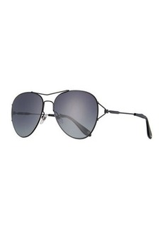 Givenchy Gradient Aviator Sunglasses