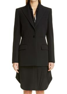 Givenchy Grain de Poudre Wool Jacket