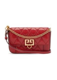 Givenchy GV3 mini leather cross-body bag