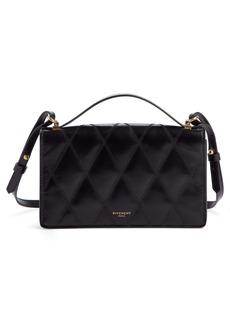 Givenchy GV3 Quilted Leather Wallet on a Chain