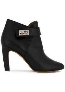 Givenchy heeled ankle boots - Black