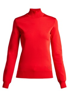 Givenchy High-neck knit top
