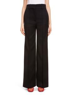 Givenchy High Waist Wide Leg Pants