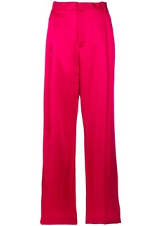 Givenchy high-waisted palazzo trousers
