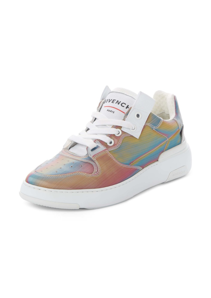 Givenchy Hologram Perforated Low Top Sneaker (Women)