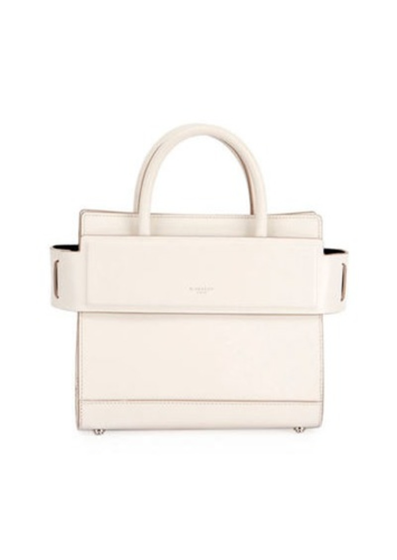 3554103504 Givenchy Givenchy Horizon Mini Smooth Leather Tote Bag