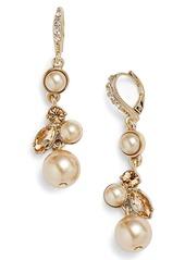 Givenchy Imitation Pearl Earrings