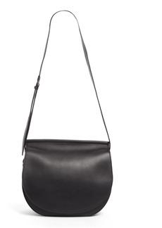 Givenchy Infinity Calfskin Leather Saddle Bag