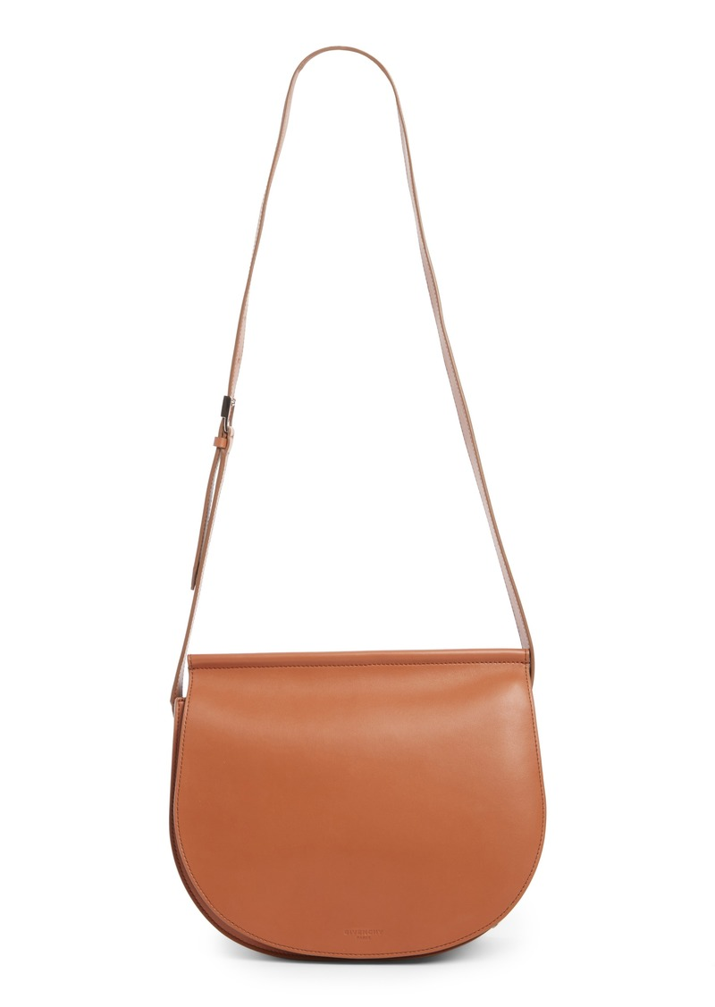 Givenchy Givenchy Infinity Calfskin Leather Saddle Bag  8afb43cdee06c