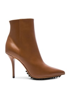Givenchy Iron Ankle Leather Booties