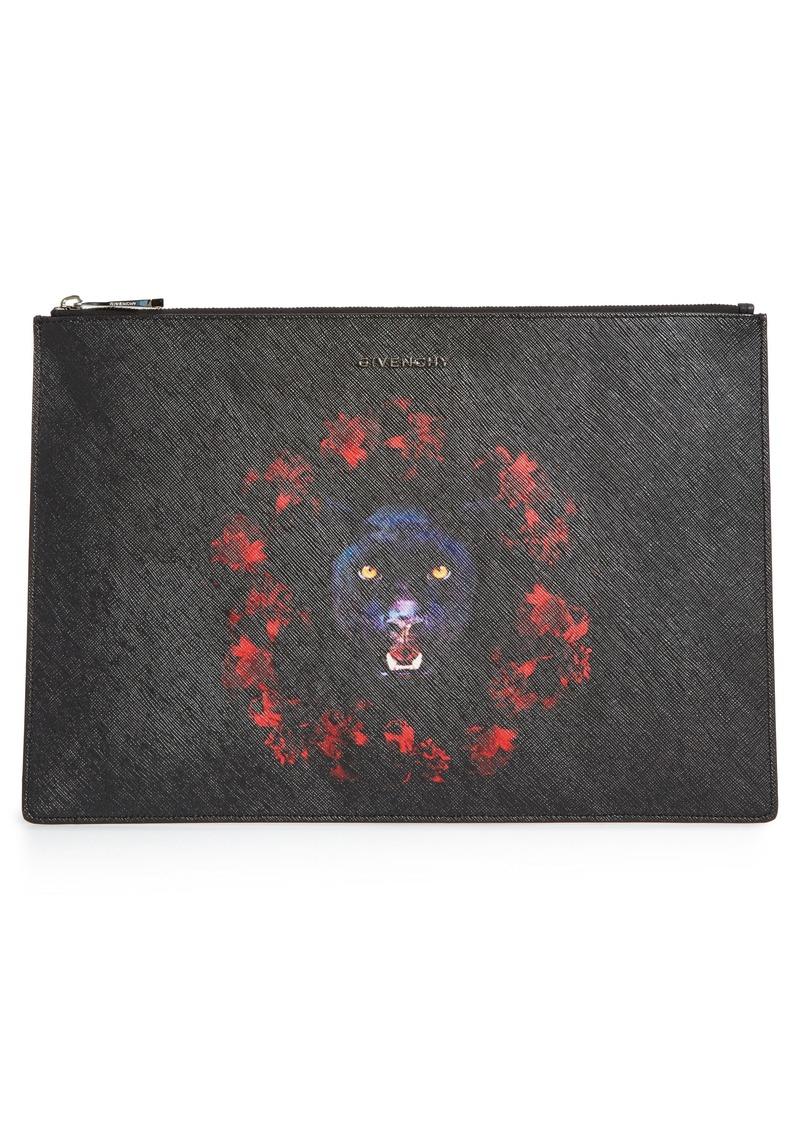 mini pandora handbags calfskin printed givenchy print multicolor jaguar