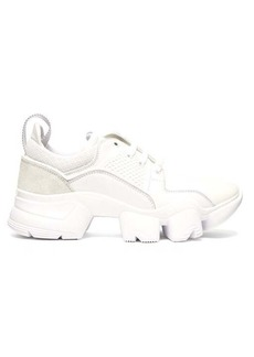 Givenchy Jaw raised-sole low-top trainers