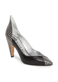 Givenchy Kangaroo Leather Pointy Toe Pump (Women)