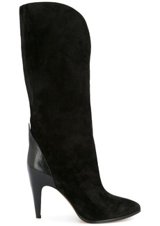 Givenchy knee-length heel boots - Black