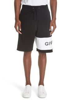 Givenchy Knit Bermuda Shorts