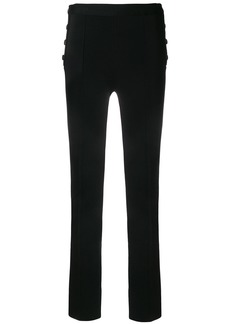 Givenchy knitted high waist trousers