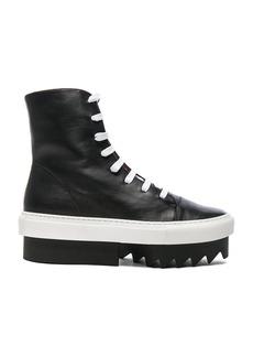 Givenchy Lace Up Platform Skate Sneaker