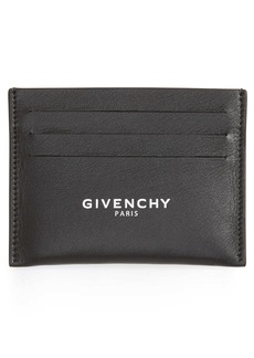 Givenchy Leather Card Case