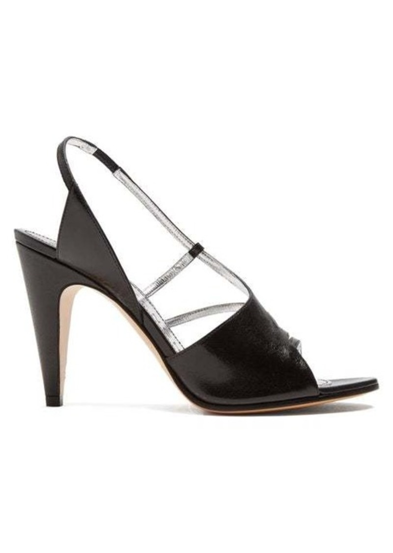 Givenchy Leather high-heel sandals