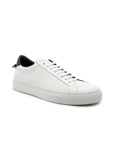 Givenchy Leather Low Sneakers