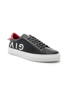 Givenchy Leather Urban Street Low Sneakers