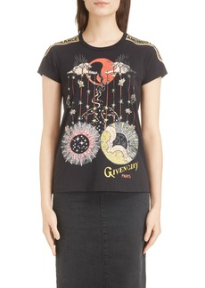 Givenchy Libra Graphic Tee