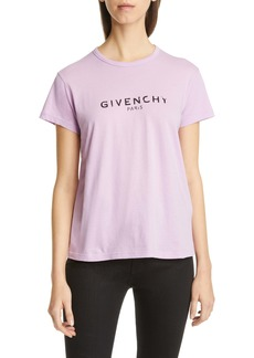 Givenchy Logo Cotton Tee