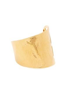 Givenchy Logo cut-out cuff