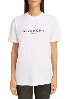 Givenchy Logo Oversize Tee