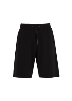 Givenchy Logo-patch cotton shorts
