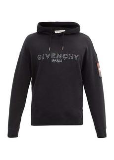 Givenchy Logo-print hooded sweatshirt