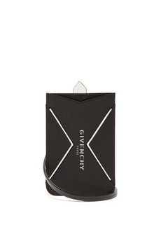 Givenchy Logo-print phone pouch