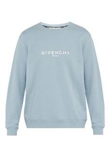 Givenchy Logo-printed cotton sweatshirt