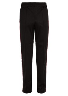 Givenchy Logo side-panel track pants