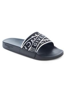 Givenchy Logo Slide Sandal (Men)