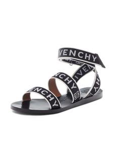 Givenchy Logo Strap Sandal (Women)