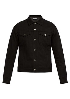 Givenchy Logo-stripe denim jacket