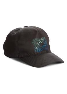 Givenchy Logo Twill Baseball Cap