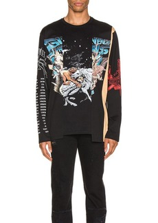 Givenchy Long Sleeve Tee