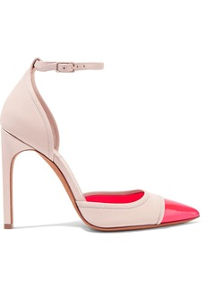 Givenchy Matte and patent-leather pumps