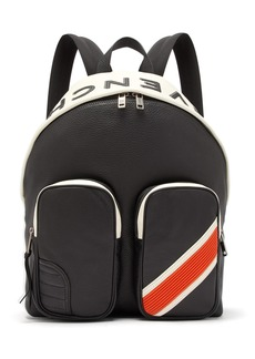 Givenchy MC3 leather backpack